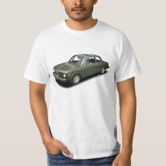 Classic Dark Green 1975 Beemer 2002 T-Shirt