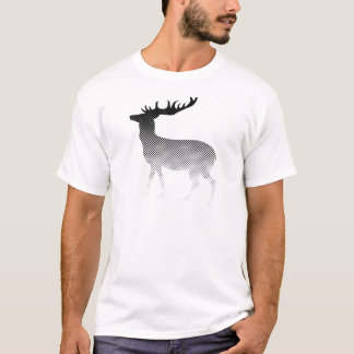 Classic deer silhouette T-Shirt