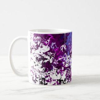 Classic Designer Mug Purple Spark