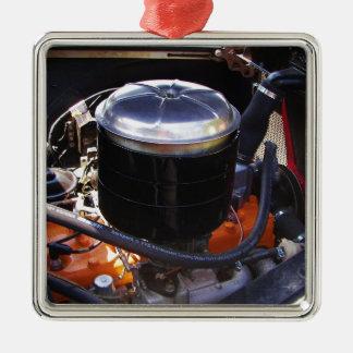 Classic Dodge Engine Bay. Ornament