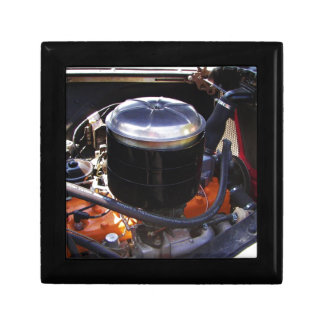 Classic Dodge Engine Bay. Gift Box