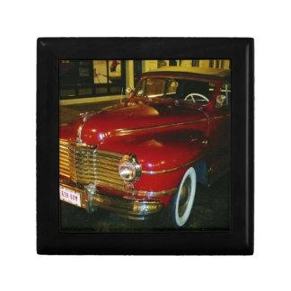 Classic Dodge. Small Square Gift Box