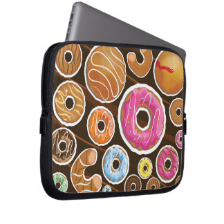 Classic Doughnut's Computer Sleeves