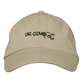 Classic Dr. Gizmo Cap Embroidered Hats