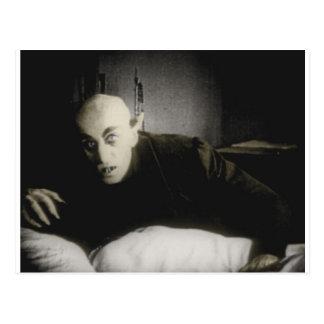 Classic Dracula Postcard