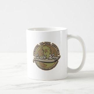 Classic Earth Day Coffee Mugs