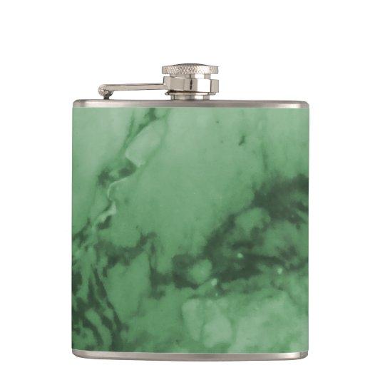 Classic Elegance Luxury | Green Marble Stone Hip