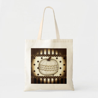 Classic Elegant Pumpkin Tote Bag
