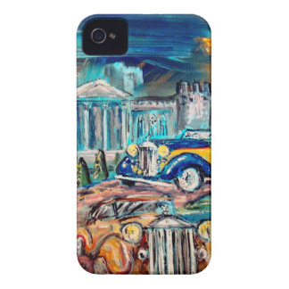 Classic English Taste iPhone 4 Cover