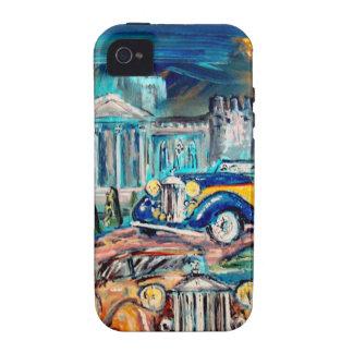 Classic English Taste Case-Mate iPhone 4 Cases