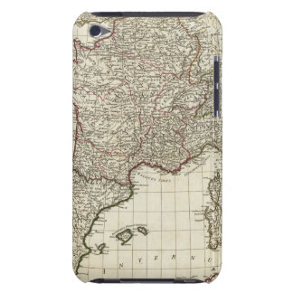 Classic European Map Case-Mate iPod Touch Case
