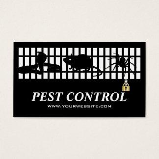 Classic Exterminator Pest Control Iron Grating