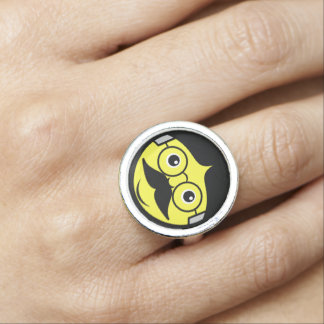 Classic Face Ring