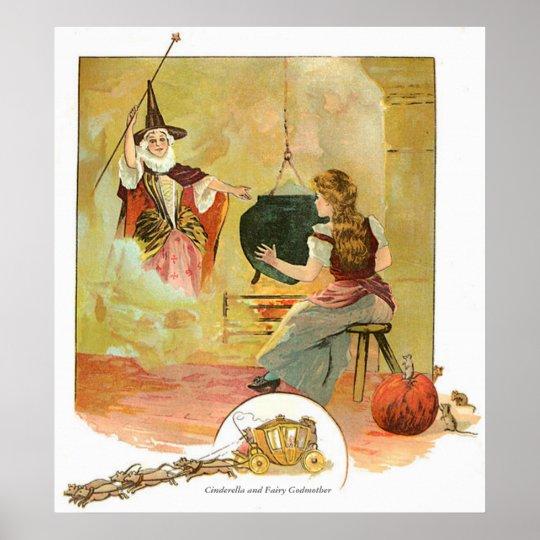 Classic Fairy Tales - Cinderella & Fairy Godmother