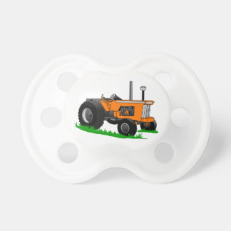 Classic Farm Tractor Pacifier