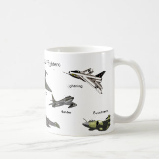 Classic Fighters Coffee Mug