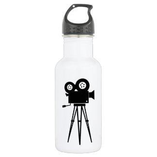Classic Film Camera 532 Ml Water Bottle