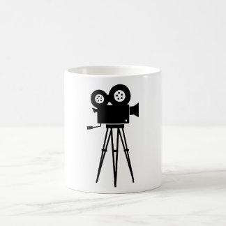 Classic Film Camera Basic White Mug
