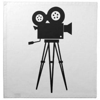 Classic Film Camera Cloth Napkin
