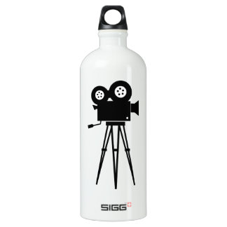 Classic Film Camera SIGG Traveller 1.0L Water Bottle