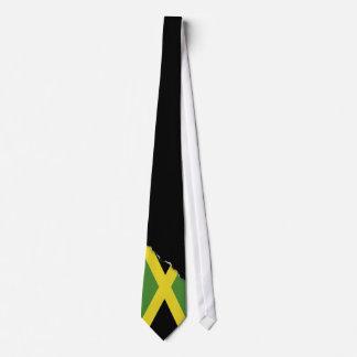 Classic Flag of Jamaica Tie