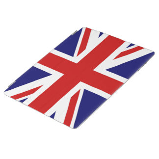 Classic Flag of the United Kingdom iPad Cover