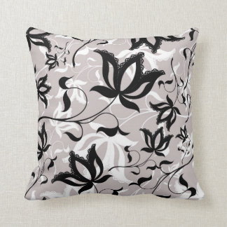 Classic floral pillow cushions