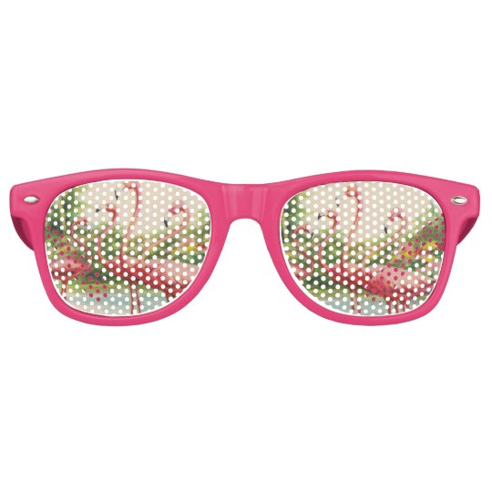 Classic Florida Flamingo Shades