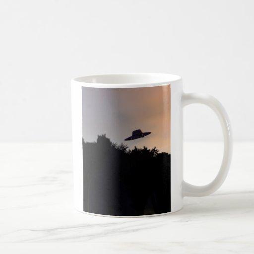 Classic Flying Saucer 2 Mug