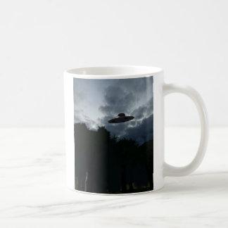 Classic Flying Saucer Mug