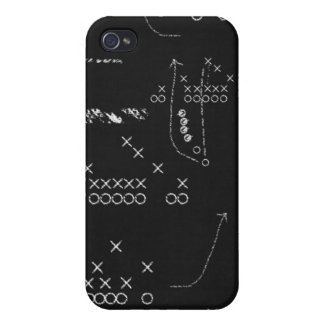 Classic Football Plays iPhone 4 Cases