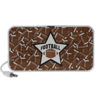 Classic Football Portable Speakers