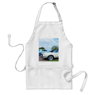 Classic Ford Mustang Aprons