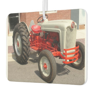 Classic Ford Tractor Air Freshner