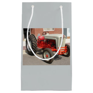 Classic Ford Tractor Gift Bag