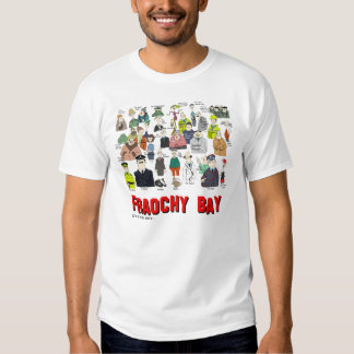 Classic Fraochy Bay T-Shirt