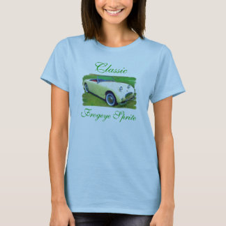 Classic, frogeye sprite T-Shirt