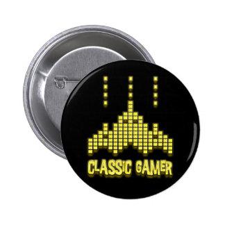 CLASSIC GAMER PINS
