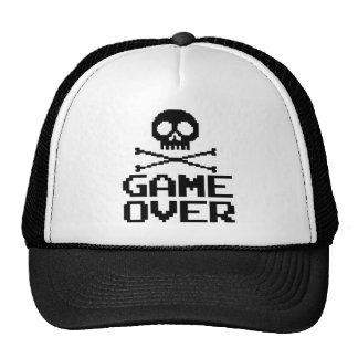 Classic Gamer - Game Over Cap