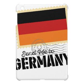 Classic Germany Flag Send Me to iPad Mini Case