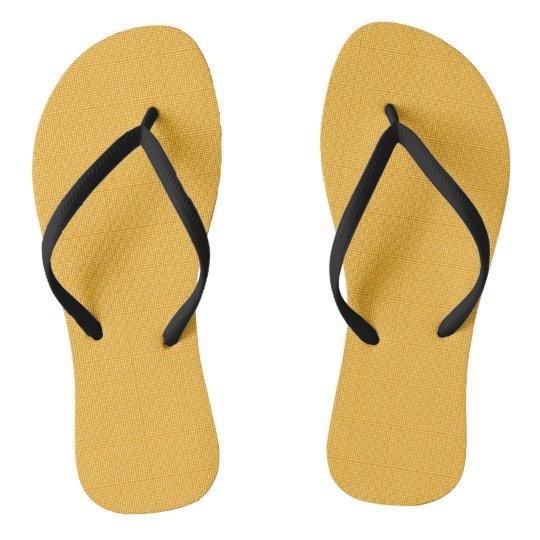 Classic-Gold-Plaid(C)Multi-Styles Flip Flops