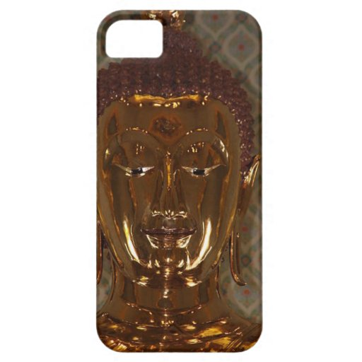 CLASSIC GOLDEN BUDDHA iPhone 5 COVERS