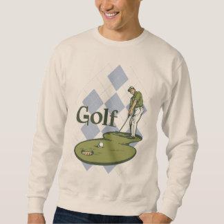 Classic Golf Sweatshirt