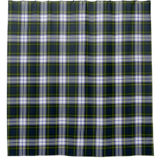 Classic Gordon Dress Tartan Plaid Shower Curtain
