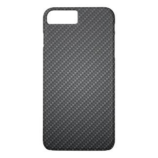 Classic Graphite Fiber Texture iPhone 8 Plus/7 Plus Case