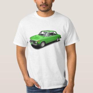 Classic Green 1975 Beemer 2002 T-Shirt