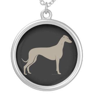 Classic Greyhound Necklace
