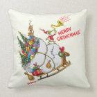 Classic Grinch | Merry Grinchmas! Cushion