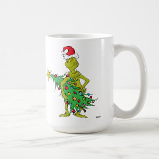 Classic Grinch | Naughty Coffee Mug