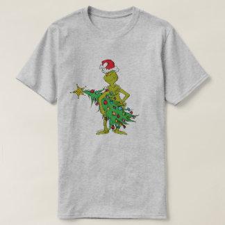 Classic Grinch   Naughty T-Shirt